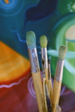 brushes and paints - visual arts organizations